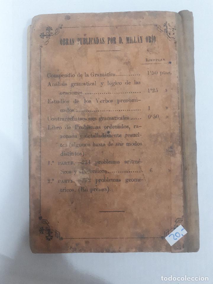 Libros: 11205 - EPITOME DE LA GRAMATICA DE LA LENGUA ESPAÑOLA - Foto 2 - 154610954