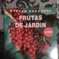 Libros: LIBRO JARDINERIA.FRUTAS DE JARDIN.. Lote 155530694