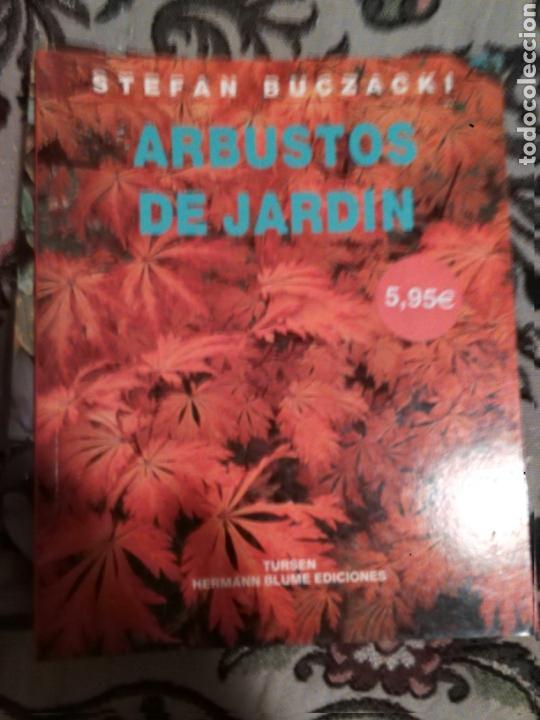 LIBRO JARDINERIA.ALBUSTOS (Libros Nuevos - Educación - Aprendizaje)