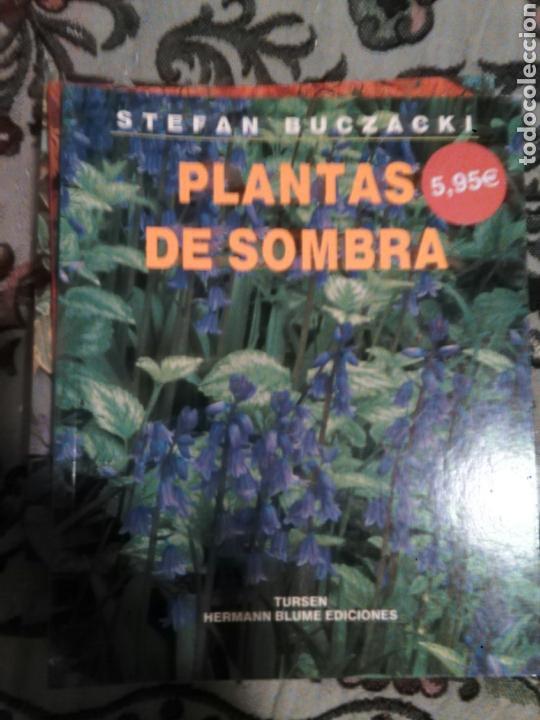 LIBRO JARDINERIA.PLANTAS DE SOMBRA (Libros Nuevos - Educación - Aprendizaje)
