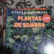 Libro jardineria.Plantas de sombra