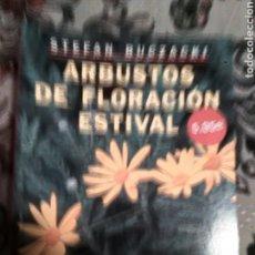 Libros: LIBRO JARDINERIAARBUSTOS.. Lote 155531373