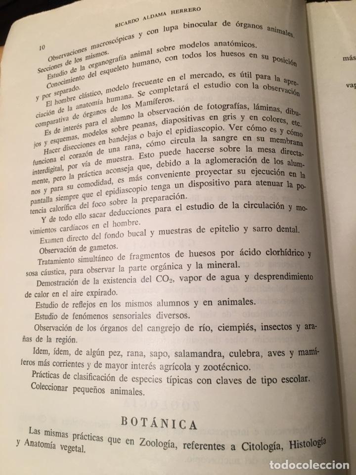 Libros: CIENCIAS NATURALES Quinto curso de Bachillerato - Foto 4 - 156006189