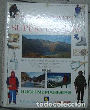 LIBRO MANUAL DE SUPERVIVENCIA DE EDITORIAL BLUME (Neue Bücher - Erziehung - Lernen)
