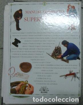 Bücher: LIBRO MANUAL DE SUPERVIVENCIA DE EDITORIAL BLUME - Foto 3 - 156682450