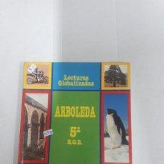 Libros: 10920 - ARBOLEDA 5º DE E.G.B. . Lote 156976002