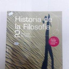Livros: 10938 - HISTORIA DE LA FILOSOFIA 2. Lote 157151938