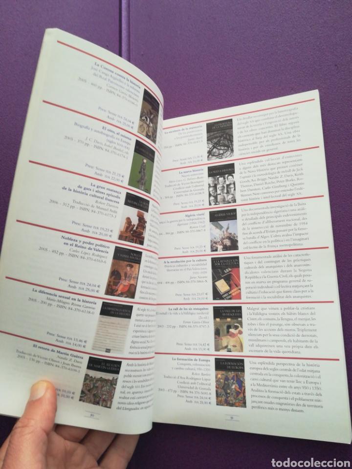 Libros: Catálogo 2006 Publicaciones de la Universidad de Valencia - Foto 2 - 159350806