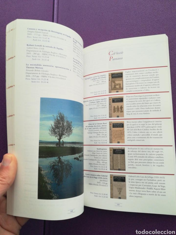 Libros: Catálogo 2007 Publicaciones de la Universidad de Valencia - Foto 2 - 159351101