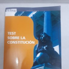 Libros: 15476 - TEST DE LA CONDUCCION . Lote 160448670