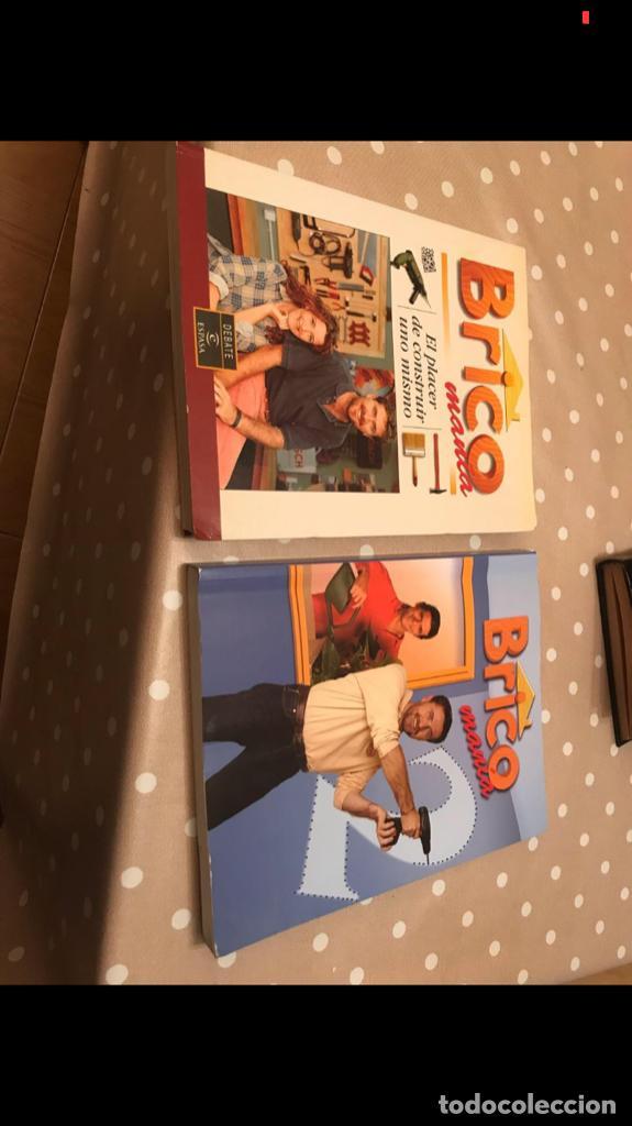 BRICOMANIA LOS DOS PRIMEROS LIBROS (Libros Nuevos - Educación - Aprendizaje)