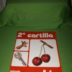 Livros: SEGUNDA CARTILLA PALAU MÉTODO FILOSÓFICO ANAYA NUEVA. Lote 164947146