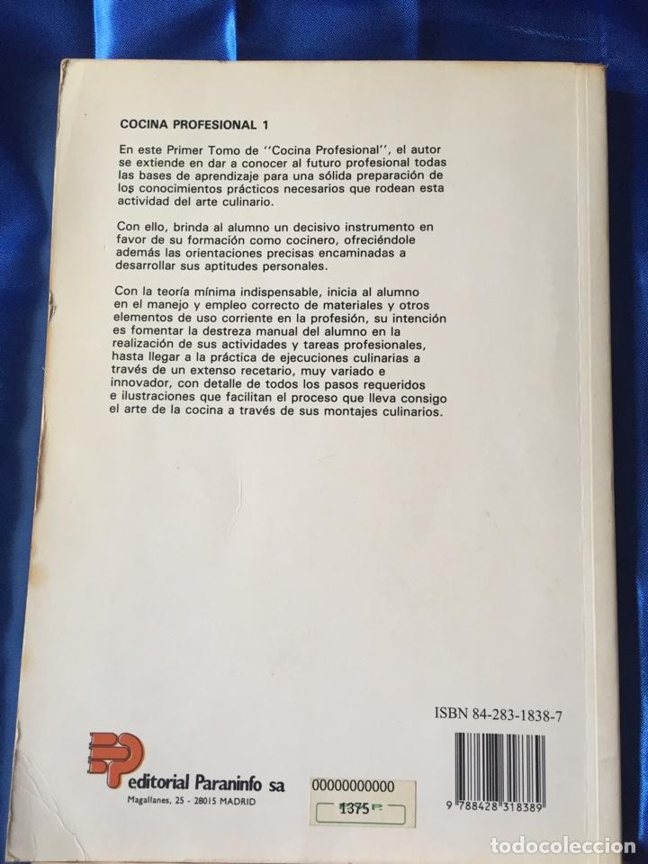 Libros: Cocina profesional lote 4 - Foto 2 - 167778298