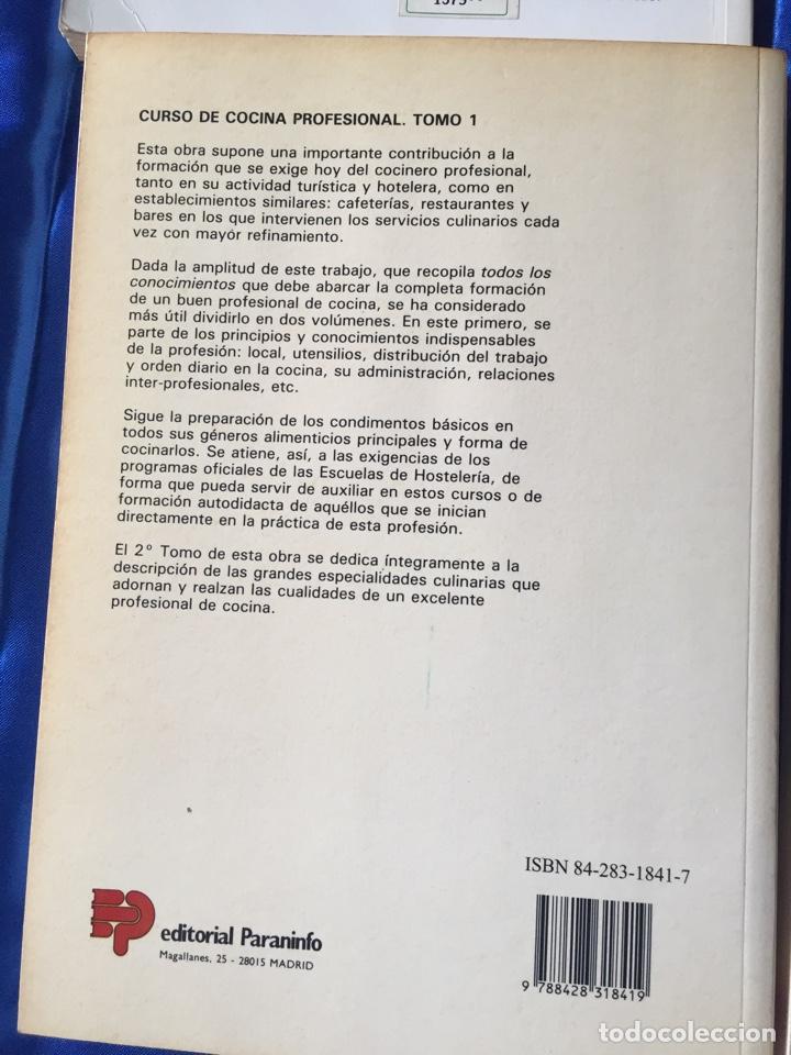 Libros: Cocina profesional lote 4 - Foto 4 - 167778298
