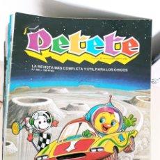 Libros: LOTE GIGANTE PETETE. Lote 160989604