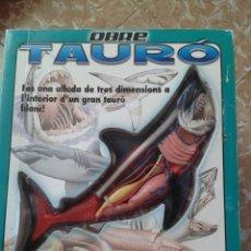 Libros: TIBURON - EN TRES DIMENSIONES. Lote 171590395