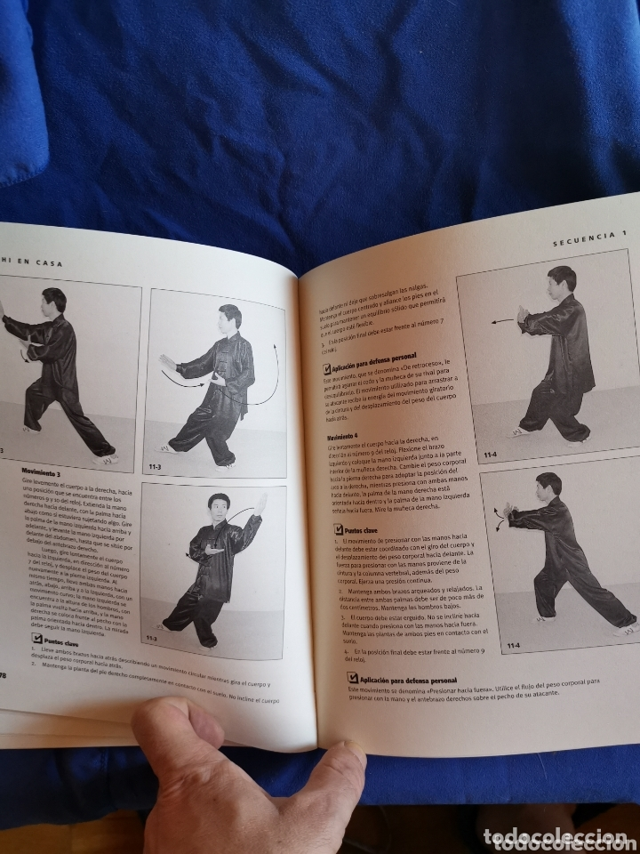 Libros: Libro método práctico de Tai Chi - Foto 2 - 172772560