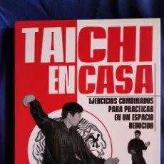 Libros: LIBRO MÉTODO PRÁCTICO DE TAI CHI. Lote 172772560