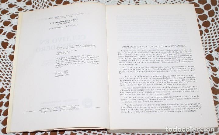 Libros: CULTIVO EN INVERNADERO - Foto 3 - 173549370