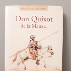 Libros: DON QUIXOT DE LA MANXA EDICIONS BROMERA LIBRO EN VALENCIÀ. Lote 176303089