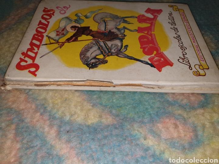 Libros: simbolos de españa libro escolar de lectura - Foto 2 - 178378885