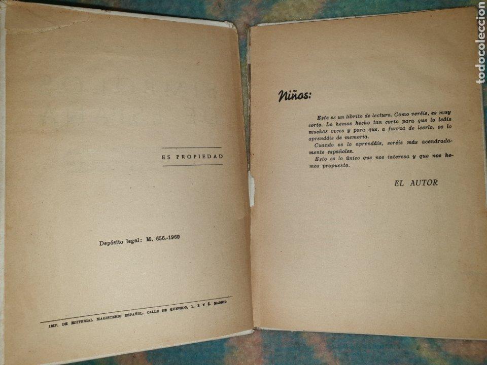 Libros: simbolos de españa libro escolar de lectura - Foto 3 - 178378885