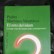 Libros: EL RETO DEL ISLAM. Lote 178610186