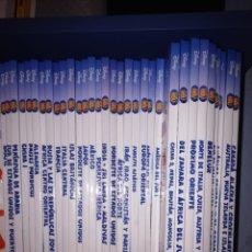 Libros: COLECCIÓN COMPLETA DE MICKEY GEO. Lote 178789552