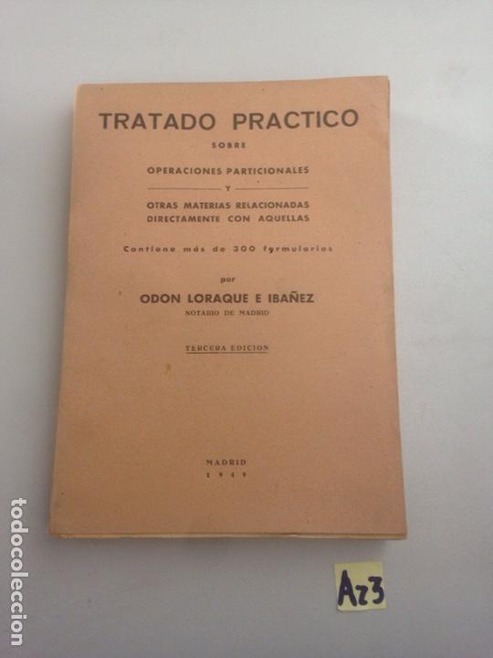 TRATADO PRACTICO SOBRE OPERACIONES PARTICIONALES Y OTRAS MATERIAS RELACIONADAS (Libros Nuevos - Educación - Aprendizaje)
