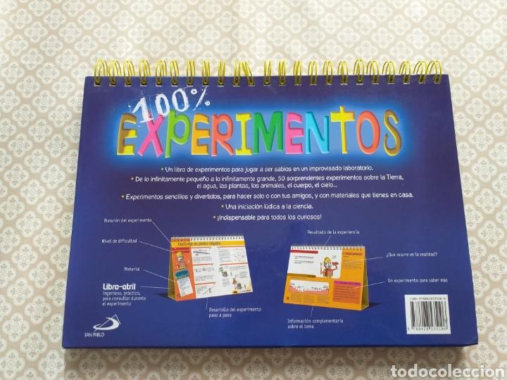 Libros: 100 % Experimentos, libro-atril, de Marc Beynié - Foto 2 - 179101581