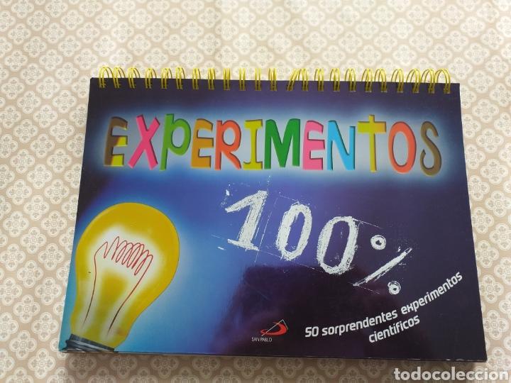 100 % EXPERIMENTOS, LIBRO-ATRIL, DE MARC BEYNIÉ (Libros Nuevos - Educación - Aprendizaje)