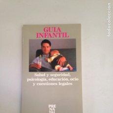 Libros: GUÍA INFANTIL. Lote 181156593