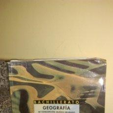 Libros: LIBRO DE TEXTO GEOGRAFÍA 2 BACHILLERATO ANAYA. Lote 181981717