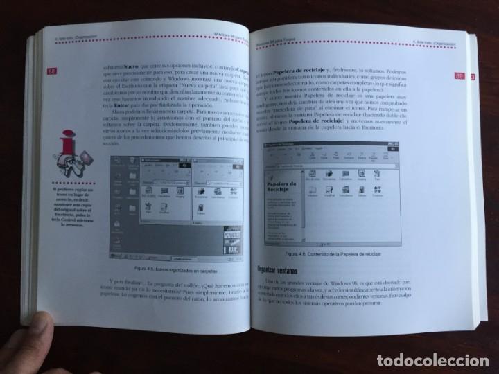 Libros: Windows 98 para torpes. Una guía práctica y didáctica para aprender informática básica - Foto 10 - 182109083
