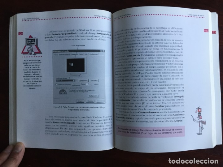 Libros: Windows 98 para torpes. Una guía práctica y didáctica para aprender informática básica - Foto 11 - 182109083