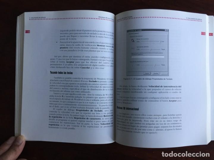 Libros: Windows 98 para torpes. Una guía práctica y didáctica para aprender informática básica - Foto 12 - 182109083