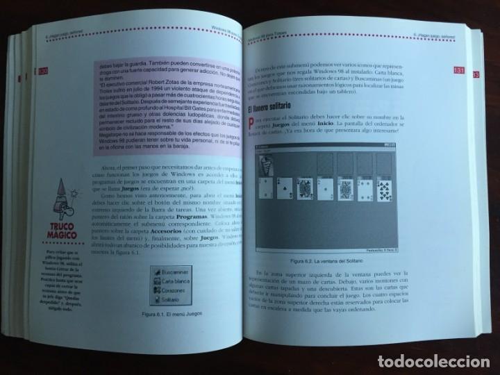 Libros: Windows 98 para torpes. Una guía práctica y didáctica para aprender informática básica - Foto 13 - 182109083