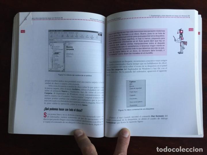Libros: Windows 98 para torpes. Una guía práctica y didáctica para aprender informática básica - Foto 15 - 182109083