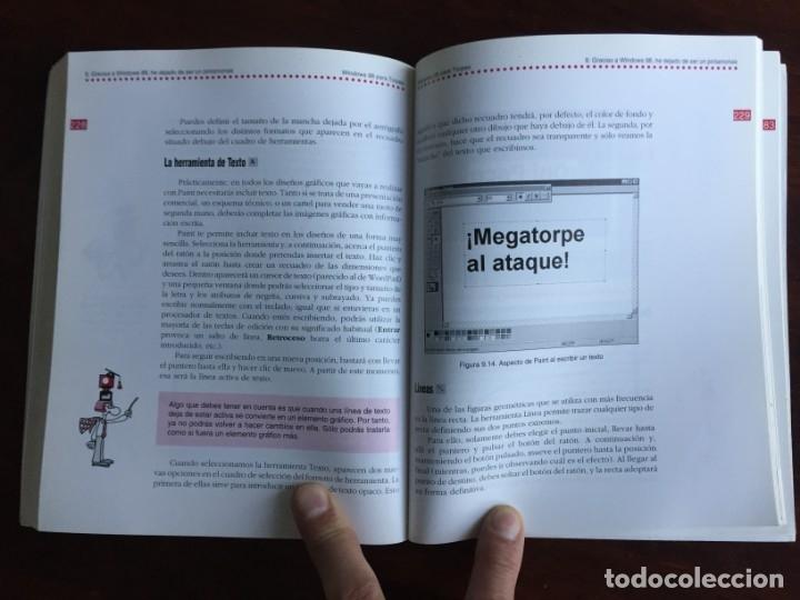 Libros: Windows 98 para torpes. Una guía práctica y didáctica para aprender informática básica - Foto 17 - 182109083
