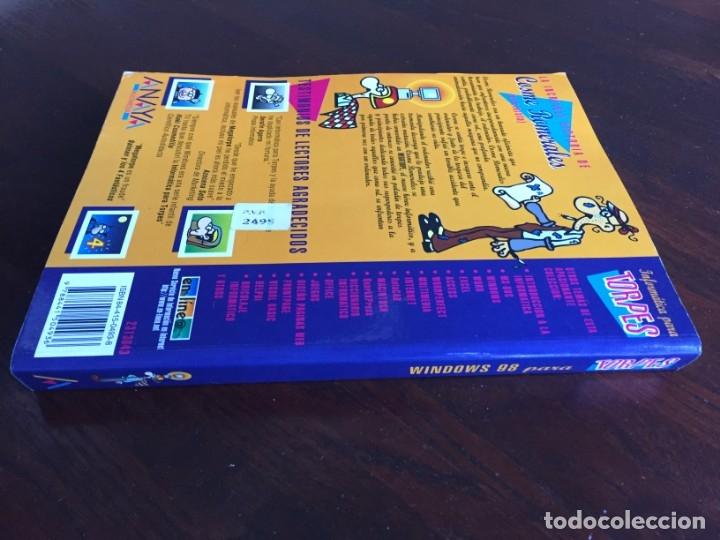 Libros: Windows 98 para torpes. Una guía práctica y didáctica para aprender informática básica - Foto 19 - 182109083