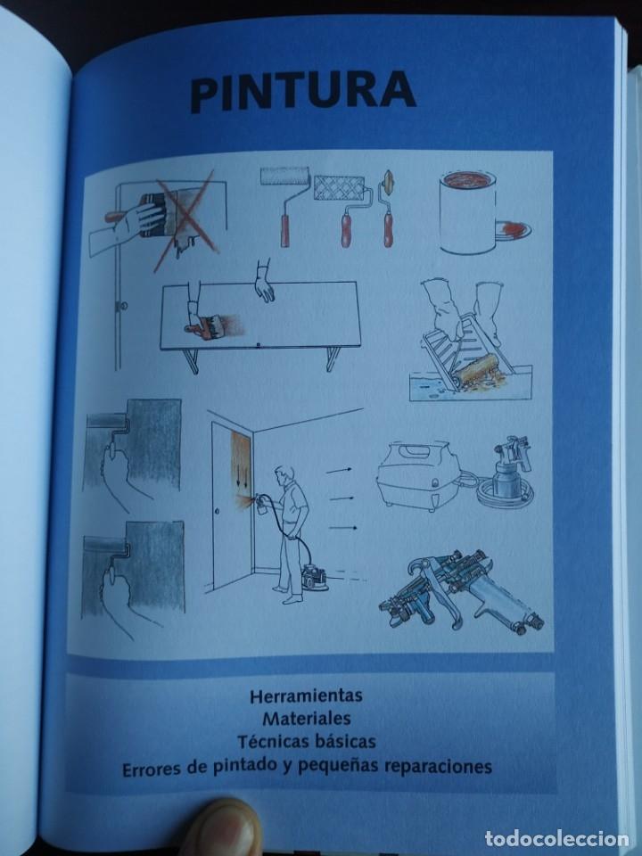 Libros: El ABC del Bricolaje en 7 capítulos albañilería, carpintería, electricidad, empapelado, fontanería, - Foto 13 - 215224322