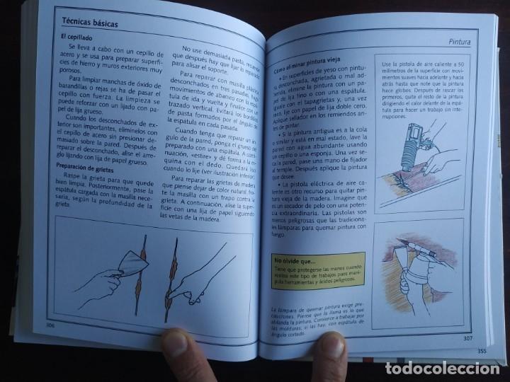 Libros: El ABC del Bricolaje en 7 capítulos albañilería, carpintería, electricidad, empapelado, fontanería, - Foto 14 - 215224322