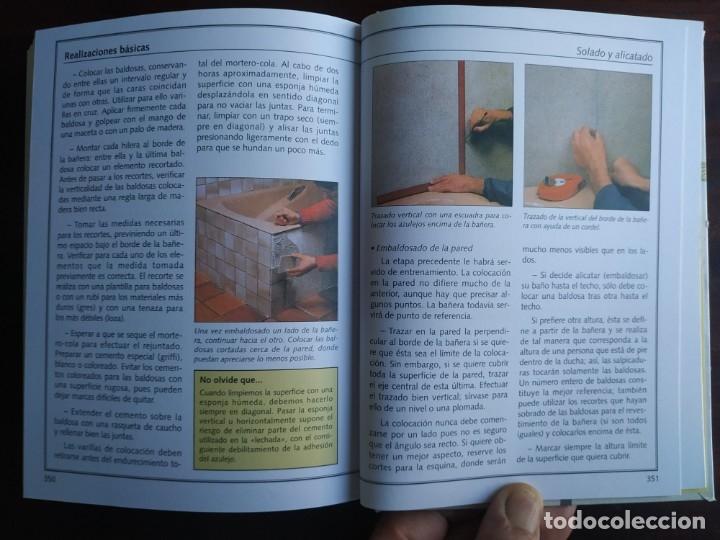Libros: El ABC del Bricolaje en 7 capítulos albañilería, carpintería, electricidad, empapelado, fontanería, - Foto 16 - 215224322
