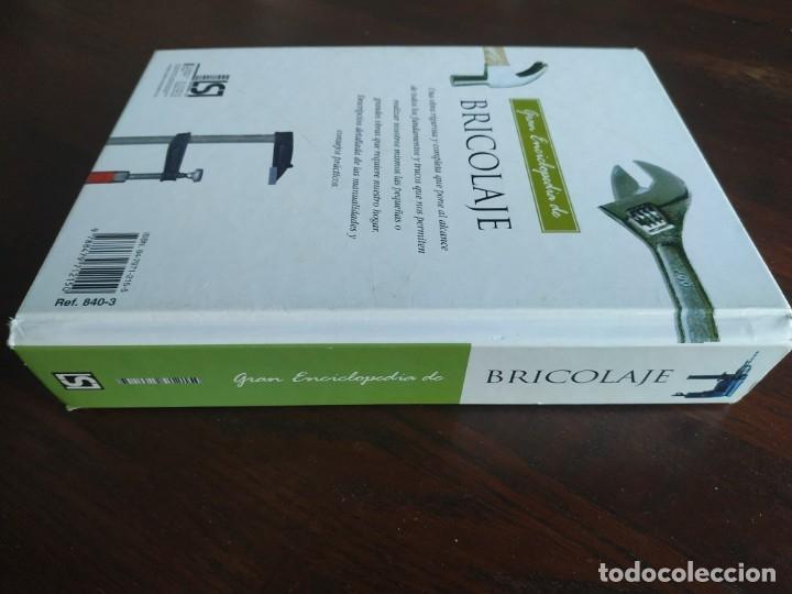 Libros: El ABC del Bricolaje en 7 capítulos albañilería, carpintería, electricidad, empapelado, fontanería, - Foto 17 - 215224322