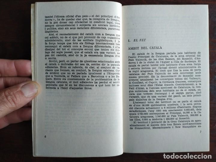 Libros: La llengua Catalana de Albert Jane l´instrument mes eficaç possible al servei de la cultura popular - Foto 3 - 183590943