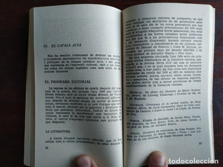 Libros: La llengua Catalana de Albert Jane l´instrument mes eficaç possible al servei de la cultura popular - Foto 8 - 183590943