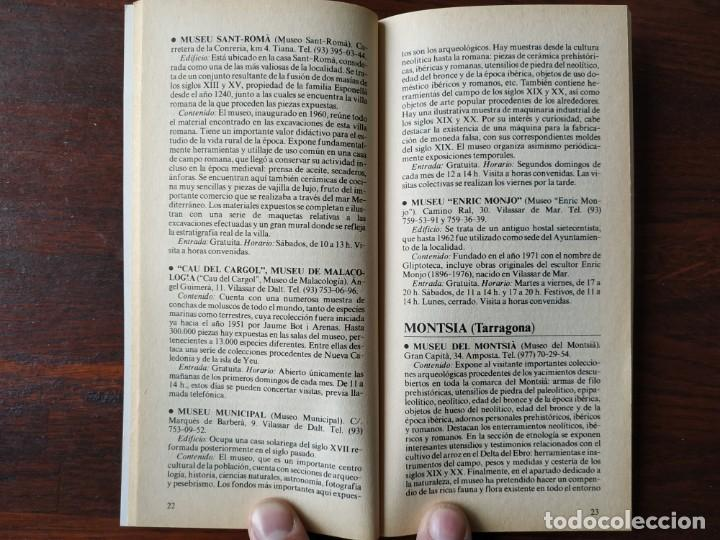 Libros: Dos guías de la colección La Vanguardia. Nº 8, Los museos de Cataluña II. Y nº 4, Las Inversiones, - Foto 5 - 185733593