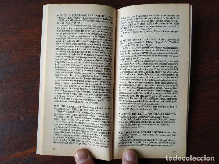 Libros: Dos guías de la colección La Vanguardia. Nº 8, Los museos de Cataluña II. Y nº 4, Las Inversiones, - Foto 7 - 185733593
