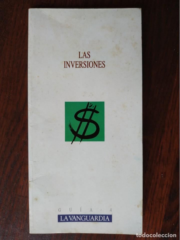 Libros: Dos guías de la colección La Vanguardia. Nº 8, Los museos de Cataluña II. Y nº 4, Las Inversiones, - Foto 13 - 185733593