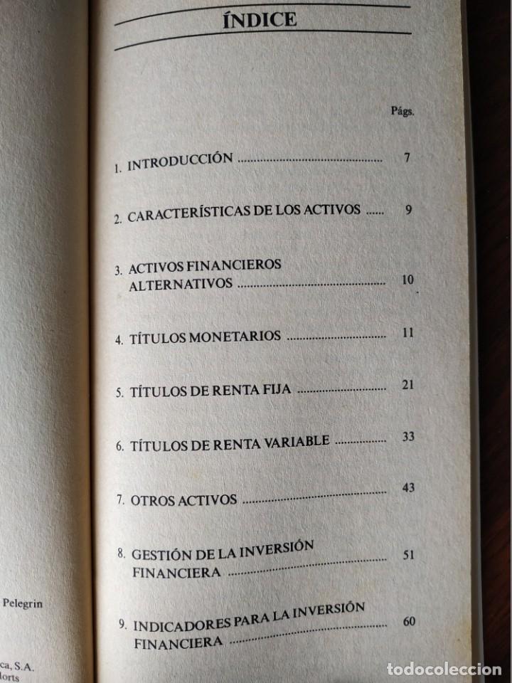 Libros: Dos guías de la colección La Vanguardia. Nº 8, Los museos de Cataluña II. Y nº 4, Las Inversiones, - Foto 14 - 185733593